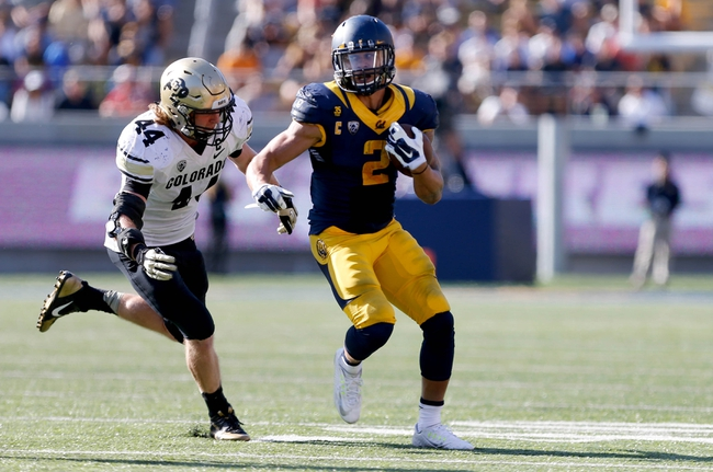Cal Golden Bears vs. UCLA Bruins 10/18/14 CFB Pick, Odds, and Prediction