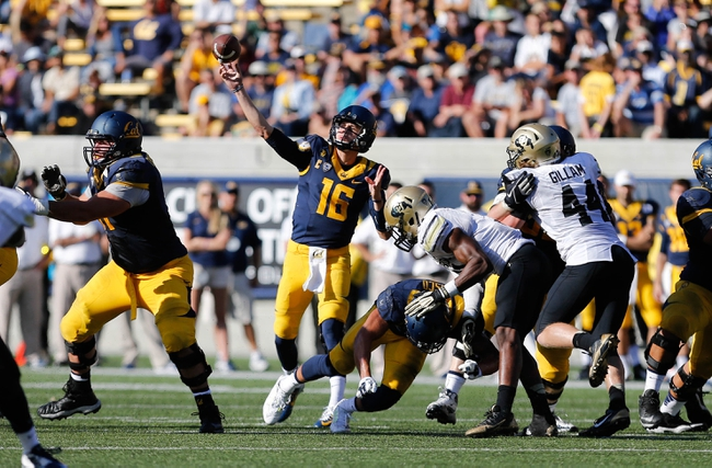 Cal vs. Washington 10/11/14 College Football Pick, Odds, and Prediction