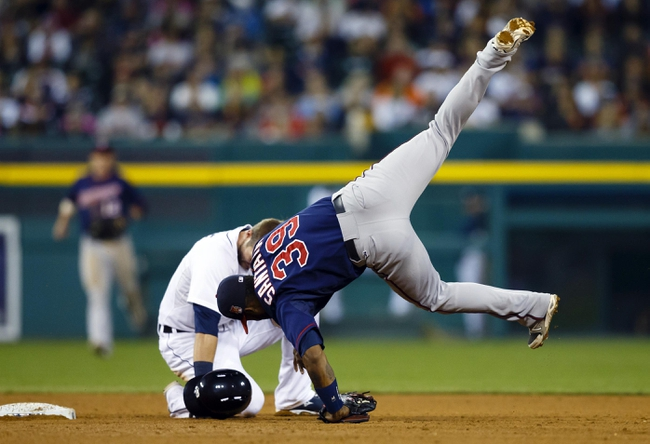 Detroit Tigers vs. Minnesota Twins 9/28/14 MLB Pick, Odds, and Prediction