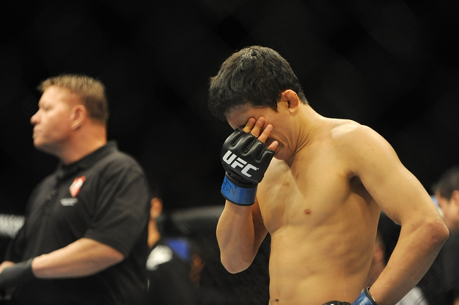 Takeya Mizugaki vs. George Roop MMA Pick, Preview, Odds, Prediction - 9/26/15