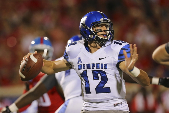 Cincinnati Bearcats vs. Memphis Tigers Pick-Odds-Prediction - 10/4/14