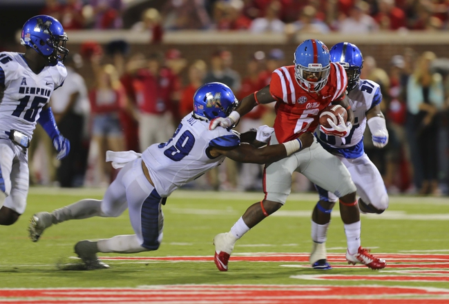 Memphis vs. Ole Miss - 10/17/15 College Football Pick, Odds, and Prediction