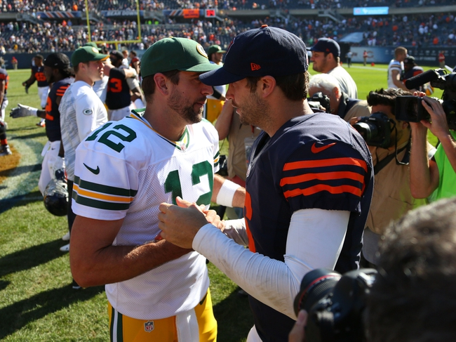 Packers vs. Bears - 11/9/14 NFL Pick, Odds, and Prediction