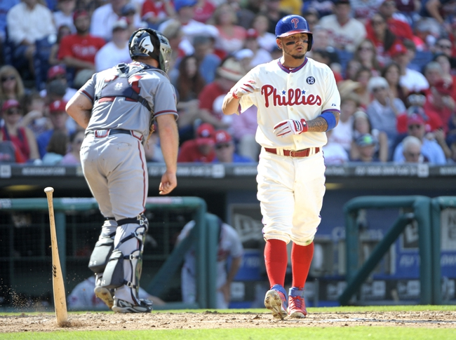 Phillies vs. Braves - 4/24/15 MLB Pick, Odds, and Prediction