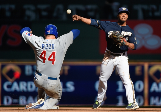 Chicago Cubs vs. Milwaukee Brewers - 5/2/15 MLB Pick, Odds, and Prediction