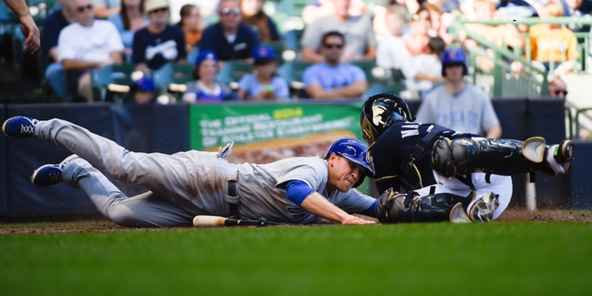 Cubs vs. Brewers - 5/1/15 MLB Pick, Odds, and Prediction
