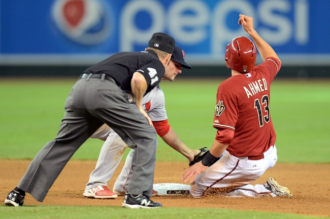 St. Louis Cardinals vs. Arizona Diamondbacks - 5/25/15 MLB Pick, Odds, and Prediction