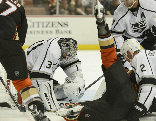 Anaheim Ducks vs. Los Angeles Kings - 11/12/14 NHL Pick, Odds, and Prediction