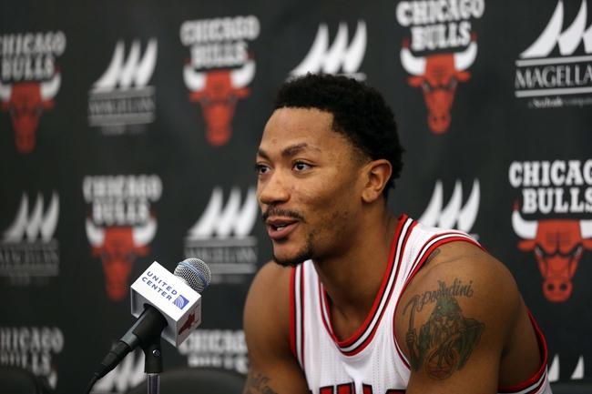 Chicago Bulls vs. Washington Wizards 10/6/14