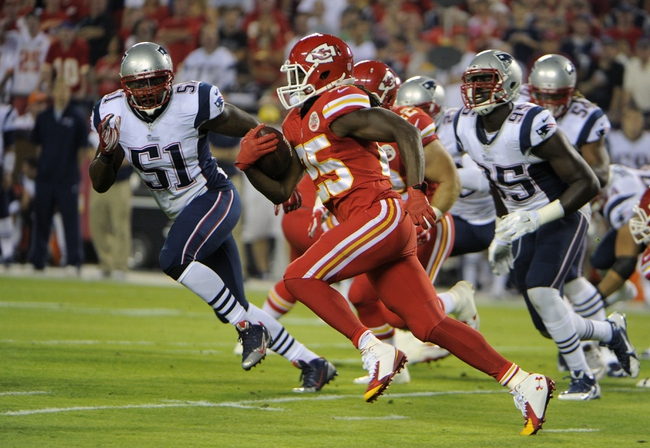 New England Patriots at Kansas City Chiefs 9/29/14 NFL Score, Recap, News and Notes
