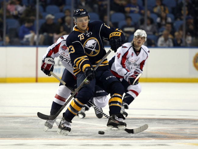 Buffalo Sabres vs. Washington Capitals - 3/16/15 NHL Pick, Odds, and Prediction