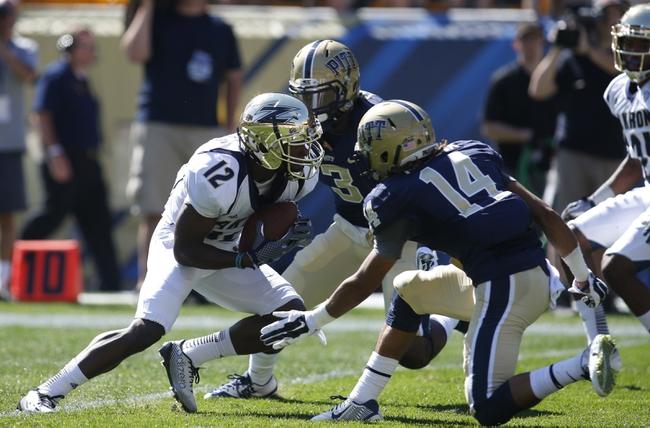 Akron vs. Utah State - 12/22/15 Famous Idaho Potato Bowl College Football Pick, Odds, and Prediction