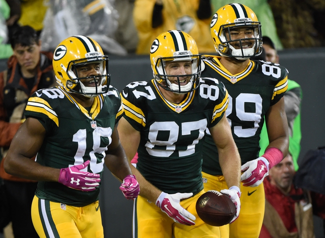 Green Bay Packers vs. Carolina Panthers 10/19/14 NFL Pick, Odds, and Prediction
