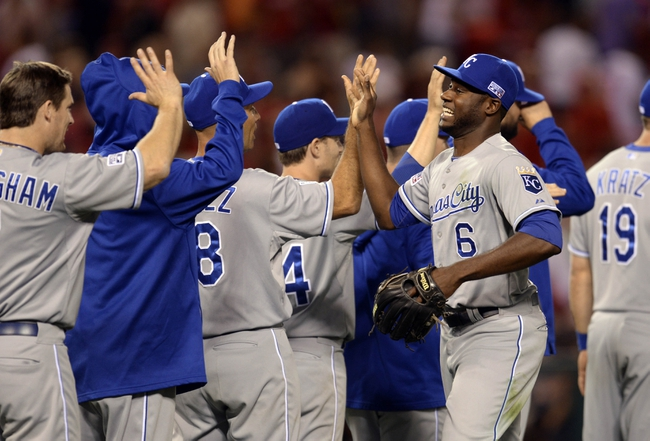 Kansas City Royals at Los Angeles Angels - 10/3/14 2014 ALDS Free Pick, Odds, Prediction