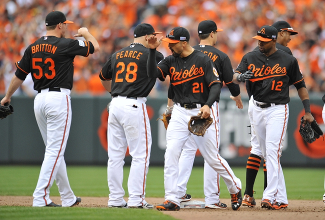 Baltimore Orioles at Detroit Tigers - 10/5/14 2014 ALDS Free Pick, Odds, Prediction