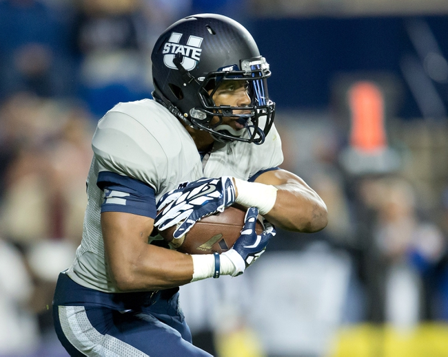 Hawaii Warriors vs. Utah State Aggies - 11/1/14 College Football Pick, Odds, and Prediction