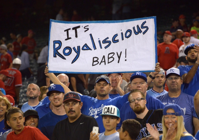 Kansas City Royals vs. Los Angeles Angels Pick-Odds-Prediction - 10/5/14 ALDS Game Three