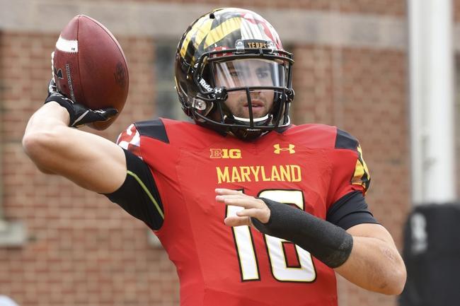 Maryland Terrapins vs. Iowa Hawkeyes - 10/18/14 CFB Pick, Odds, Prediction