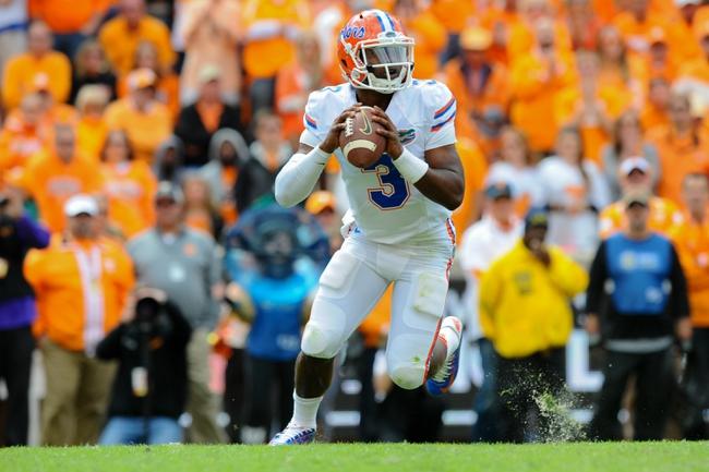 Florida Gators vs. Missouri Tigers 10/18/14 College Football Pick, Odds, and Prediction