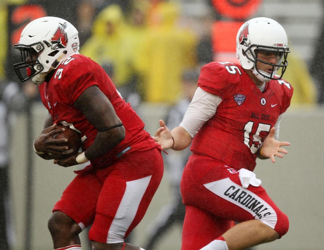 Massachusetts Minutemen vs. Ball State Cardinals - 11/12/14 College Football Pick, Odds, and Prediction