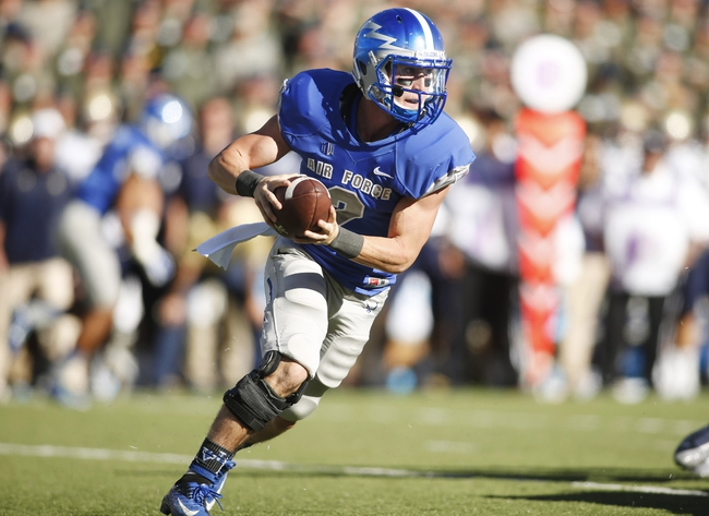 Army Black Knights vs. Air Force Falcons - 11/1/14 College Football Pick, Odds, and Prediction