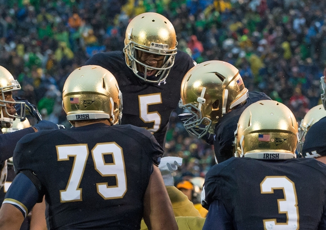 Notre Dame Fighting Irish vs. North Carolina Tar Heels Pick-Odds-Prediction 10/11/14