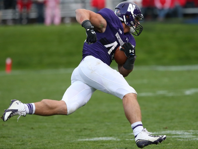 Stanford vs. Northwestern - 9/5/15 College Football Pick, Odds, and Prediction