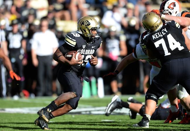 Colorado vs. UMass - 9/12/15 College Football Pick, Odds, and Prediction