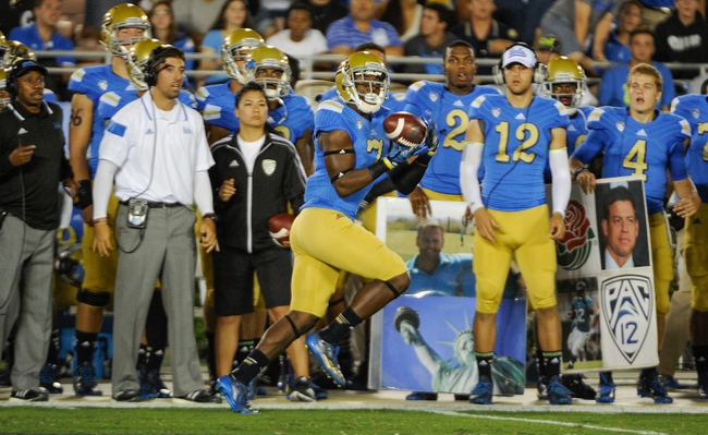 UCLA vs. Oregon 10/11/14 Free College Football Pick and Odds