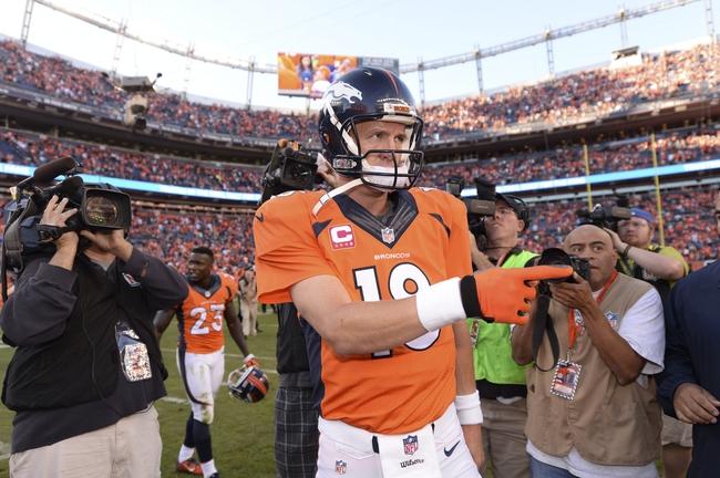Jets vs. Broncos - 10/12/14 NFL Pick, Odds, Prediction