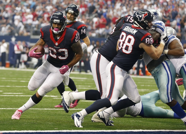Indianapolis Colts at Houston Texans 10/9/14 NFL Thursday Night Football Pick, Odds, and Prediction