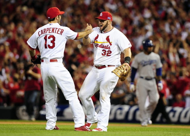 St. Louis Cardinals vs. Los Angeles Dodgers - 5/29/15 MLB Pick, Odds, and Prediction