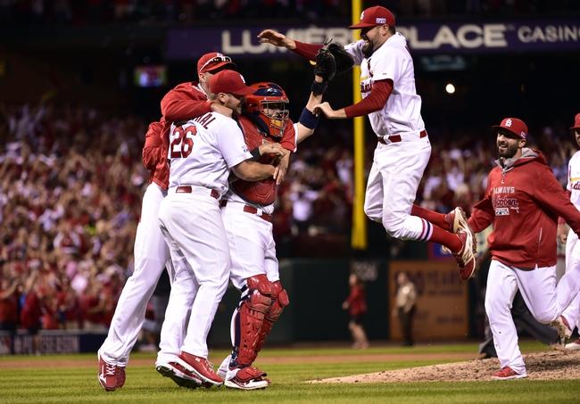 Dodgers at Cardinals - 5/29/15 MLB Pick, Odds, and Prediction