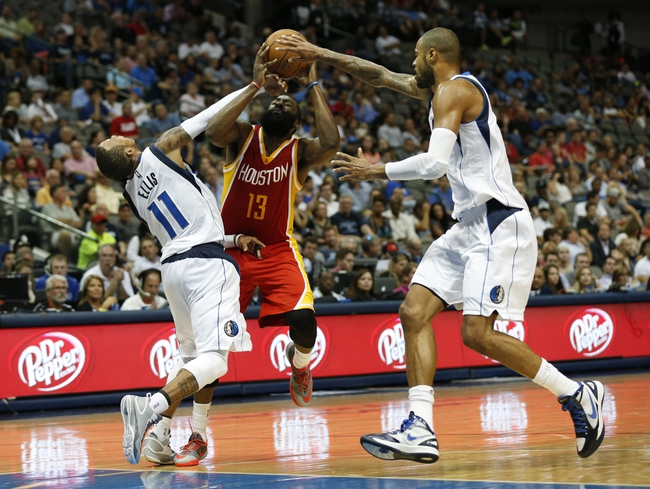 Rockets vs. Mavericks - 11/22/14 NBA Pick, Odds, and Prediction