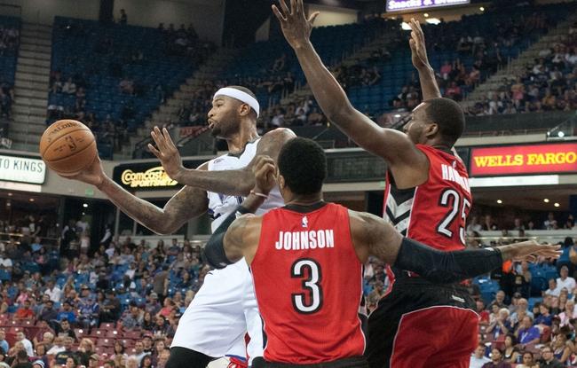 Sacramento Kings vs. Toronto Raptors - 12/2/14 NBA Pick, Odds, and Prediction