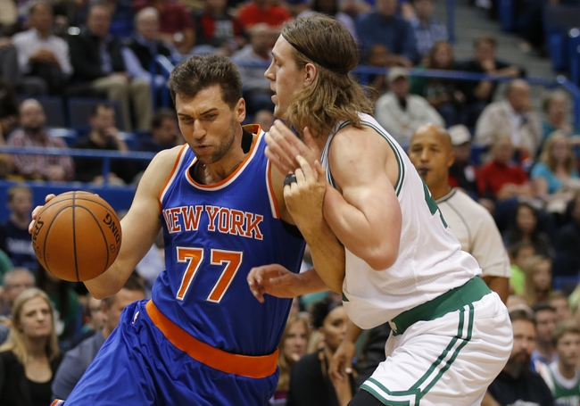 NBA News: Player News and Updates for 10/21/14