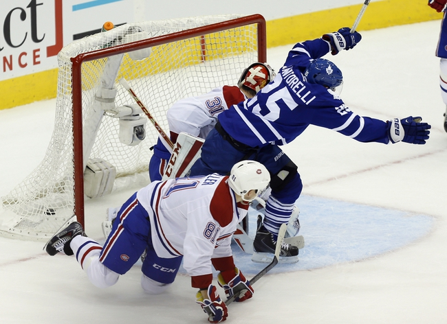 Canadiens vs. Maple Leafs - 2/14/15 NHL Pick, Odds, and Prediction