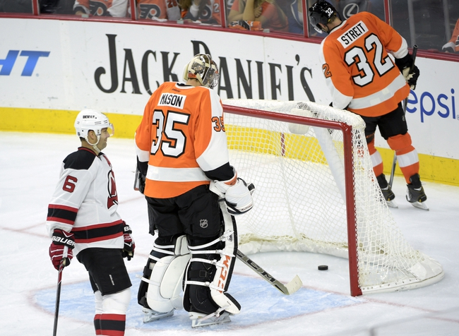 Flyers vs. Devils - 12/11/14 NHL Pick, Odds, and Prediction