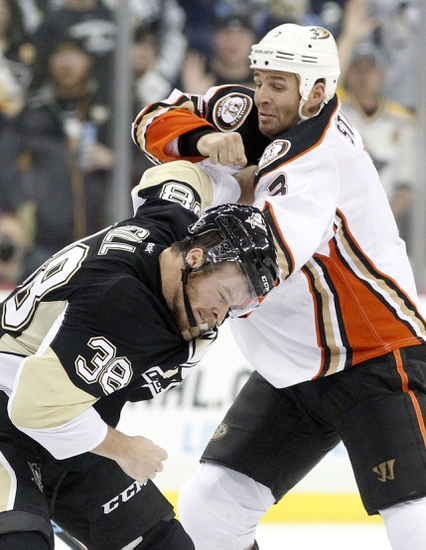 Anaheim Ducks vs. Pittsburgh Penguins - 3/6/15 NHL Pick, Odds, and Prediction