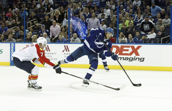 Florida Panthers vs. Tampa Bay Lightning - 3/1/15 NHL Pick, Odds, and Prediction