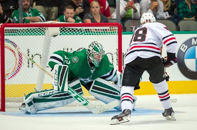 Chicago Blackhawks vs. Dallas Stars - 11/16/14 NHL Pick, Odds, and Prediction