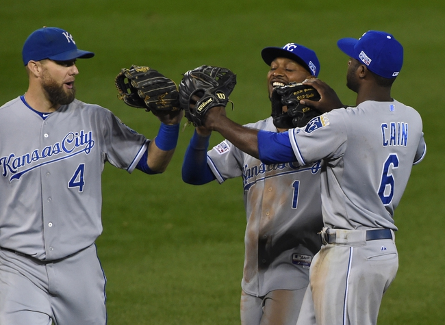 2014 ALCS Game 3 Royals vs. Orioles 10/13/14