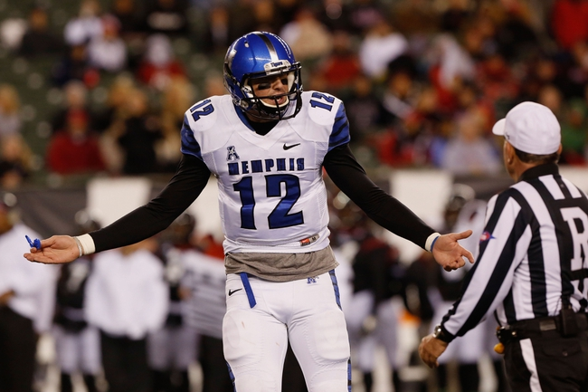Temple Owls vs. Memphis Tigers - 11/7/14 College Football Pick, Odds, and Prediction