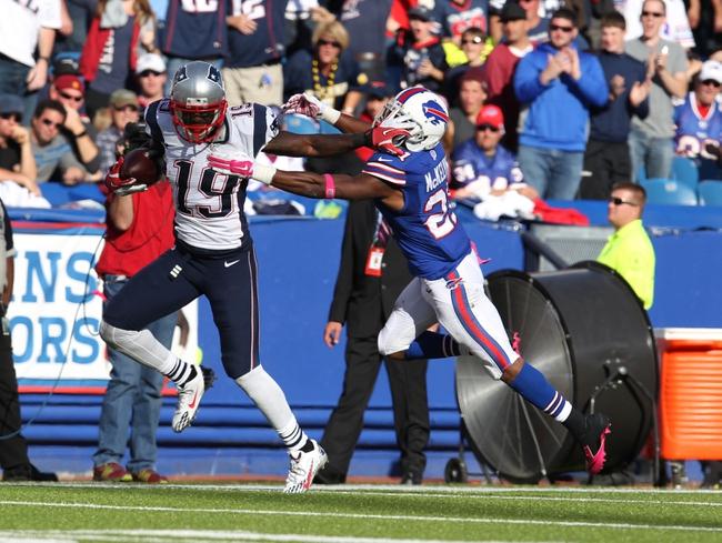 Patriots vs. Bills - 12/28/14 NFL Pick, Odds, and Prediction