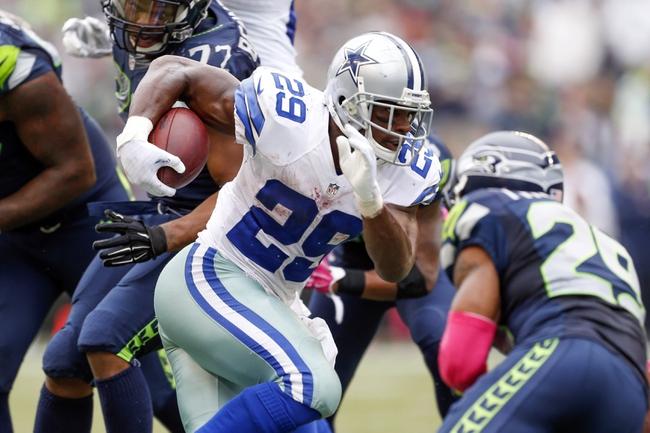 Top Ten 2014 NFL Rushing Leaders (So Far)