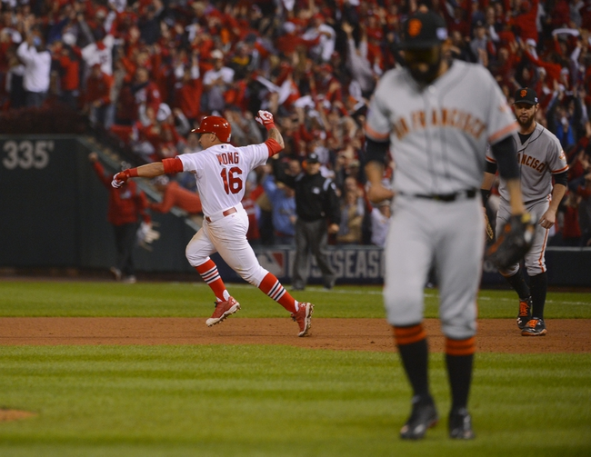 St. Louis Cardinals at San Francisco Giants - 10/14/14 NLCS Pick, Odds, Prediction