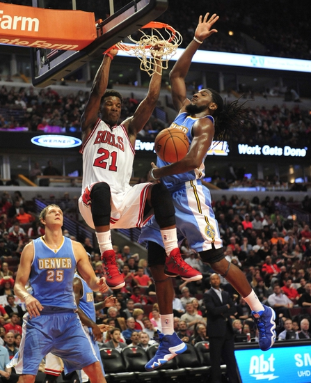 Denver Nuggets vs. Chicago Bulls - 11/25/14 NBA Pick, Odds, and Prediction