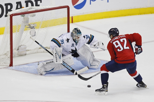 San Jose Sharks vs. Washington Capitals - 2/11/15 NHL Pick, Odds, and Prediction
