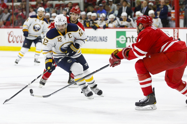 Hurricanes vs. Sabres - 1/8/15 NHL Pick, Odds, and Prediction