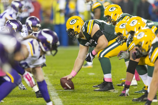 Vikings vs. Packers - 11/23/14 NFL Pick, Odds, and Prediction